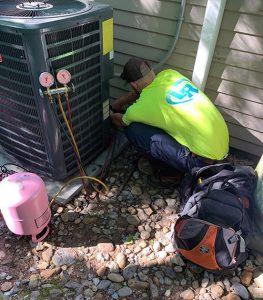 Laconia Refrigeration skilled technician